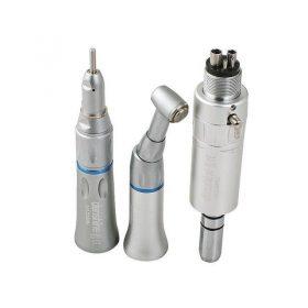 Denshine, наконечники для мікромотора: кутовий, прямий, пневмомотор (набір)