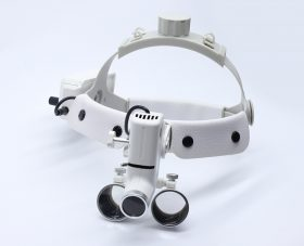 Бінокуляри 3.5X з підсвідкою на шоломі Skysea