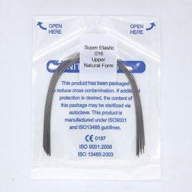 NiTi, нікелово-титанова ортодонтична дуга