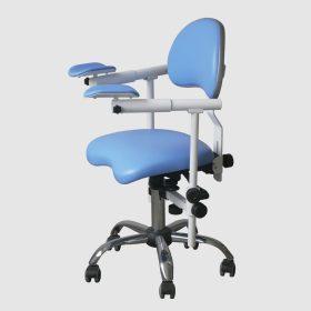 Крісло ENDO SLIDE, стілець для роботи з мікроскопом