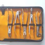 Набір для видалення зубів у дорослих (хірурга-стоматолога)