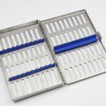 Бокс (лоток-касета) для стерилізації інструмента (10шт.)
