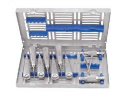 Хірургічні елеватори для видалення зубів (набір хірурга-стоматолога)