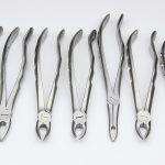 Щипці хірургічні для видалення зубів (набір хірурга-стоматолога)