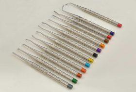 Набір міні-елеваторів хірургічних (хірурга-стоматолога)