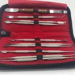 Набір зуботехнічних інструментів (для моделювання)