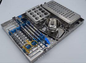 PRF, PRP BOX (бокс для плазмолифтінга) + набір інструментів + касета для стерилізації