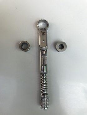Хірургічний динамометричний ключ (універсальний) 10 Н*см – 40 Н*см