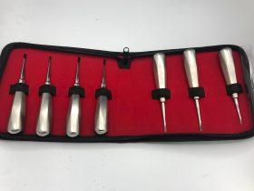 Хірургічні елеватори (набір хірурга-стоматолога)