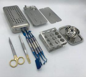 PRF-box бокс для отримання мембран + набір інструментів + штатив