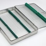 Бокс, лоток-касета для стерилізації інструмента (хірургічна на 20 інст.)