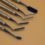 Штопфер, ложка для кісткового матеріалу (набір)