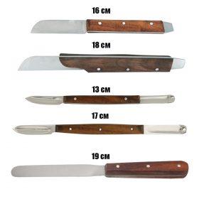 Ніж для воску, ніж для гіпсу (набір зуботехнічний)
