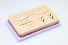Фантом кожи для наложения швов (для хирургов)