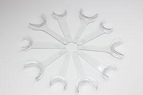 Ретрактори для губ, роторозширювачі (набір 10шт)
