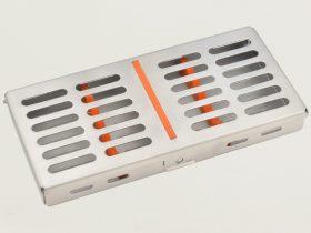Бокс (лоток-касета) для стерилізації інструменту (7шт.)