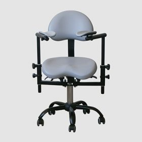 Крісло (стілець) лікаря-стоматолога для роботи з мікроскопом Endo 2d