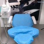 Одноразова накидка на медичне крісло (стерильна)
