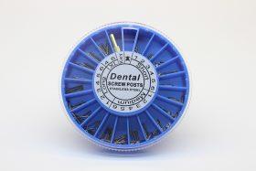 Штифти анкерні стоматологічні (набір 120 шт, нержавіюча сталь)