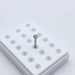 Алмазний диск для розрізання коронок okodent