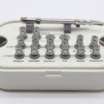 Викрутка для імплантатів + ключ динамометричний (набір, універсальний)