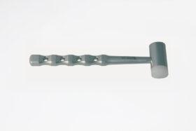 Молоток хірургічний, з ручкою типу WAVELINE (Kohler)