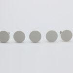 Полірувальні гумки Nais, тарілка (5шт)